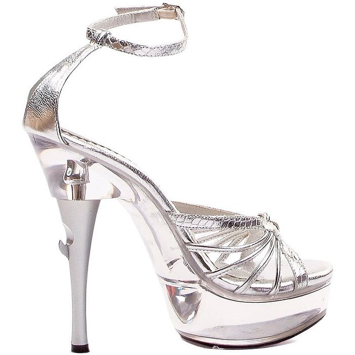 Ellie Shoes Rhonda bottle opener heels