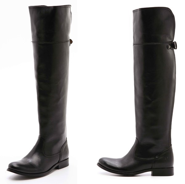 Frye Melissa Over the Knee Boots