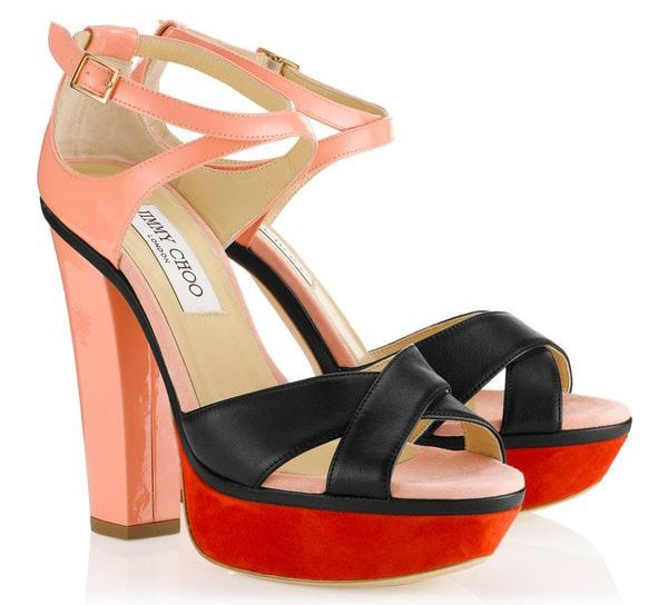 JImmy Choo Tiber Sandals