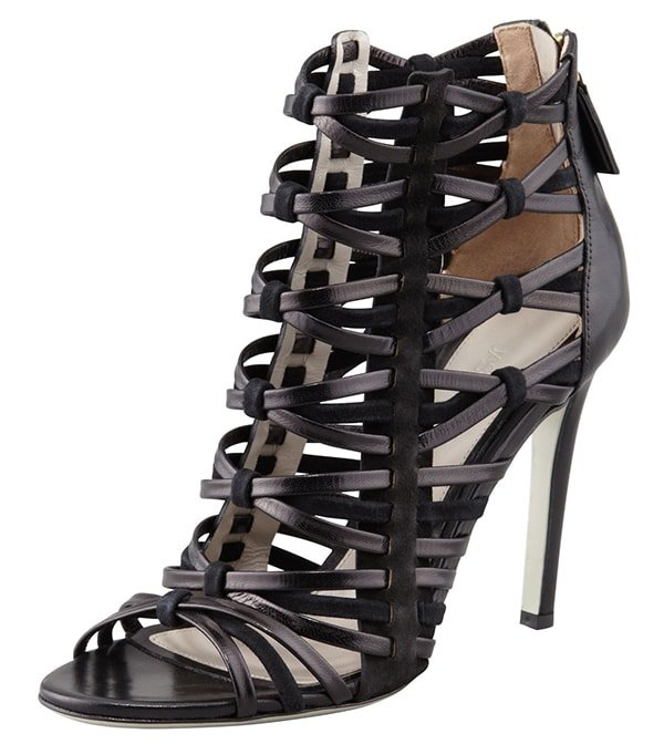 Jason Wu Strappy Cage Sandals