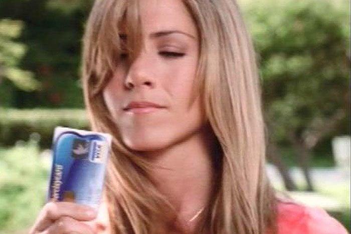Jennifer Aniston Barclaycard ad