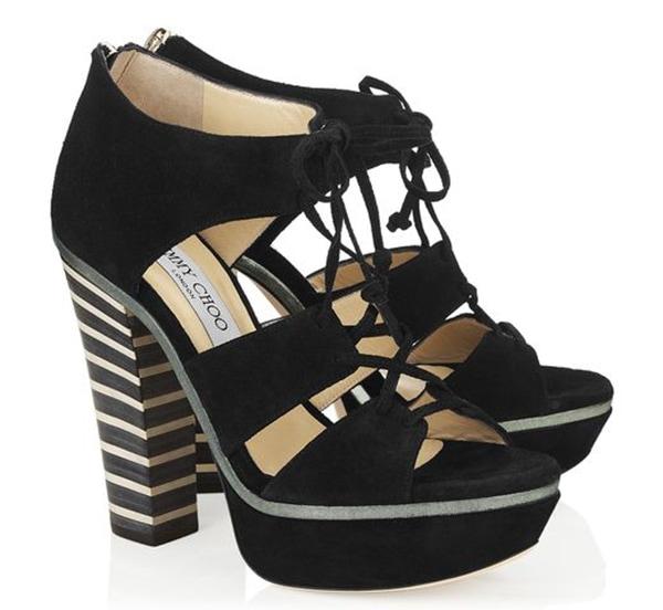 Jimmy Choo Hammer Sandals