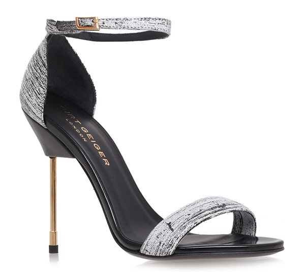 "Kurt Geiger ""Belgravia"" Sandals in Black"