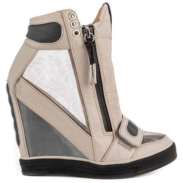 LAMB Stephanie Sneaker Wedges