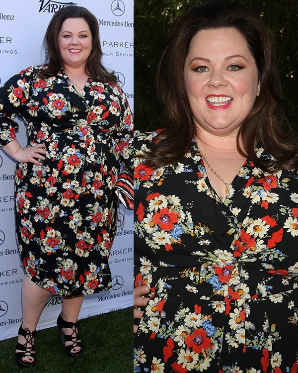 Melissa McCarthy at the Variety Creative Impact Awards and 10 Directors to Watch Brunch held at The Parker Palm Springs in Palm Springs, California, on January 5, 2014