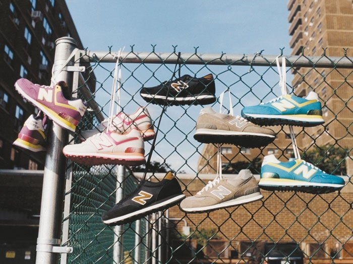 """New Balance """"574"""" Sneakers"""