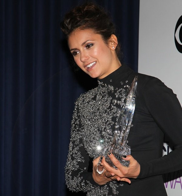 The 40th Annual Peoples Choice Awards Press Room