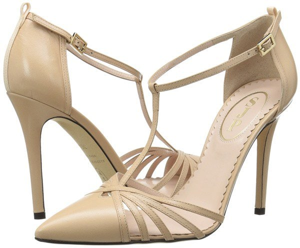 SJP by Sarah Jessica Parker Carrie in Nude