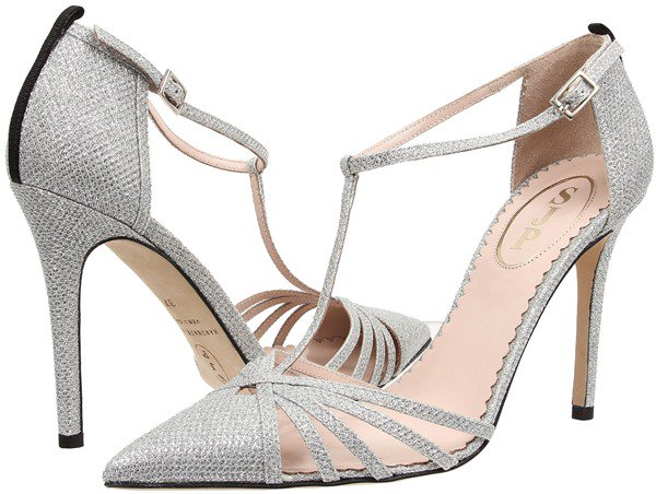 SJP by Sarah Jessica Parker Carrie in Silver