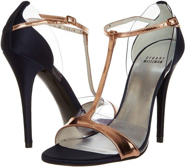 "Stuart Weitzman ""Sincity"" Sandals"