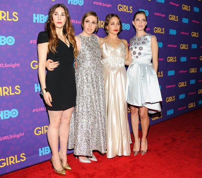 """Girls"" Season Three Premiere"