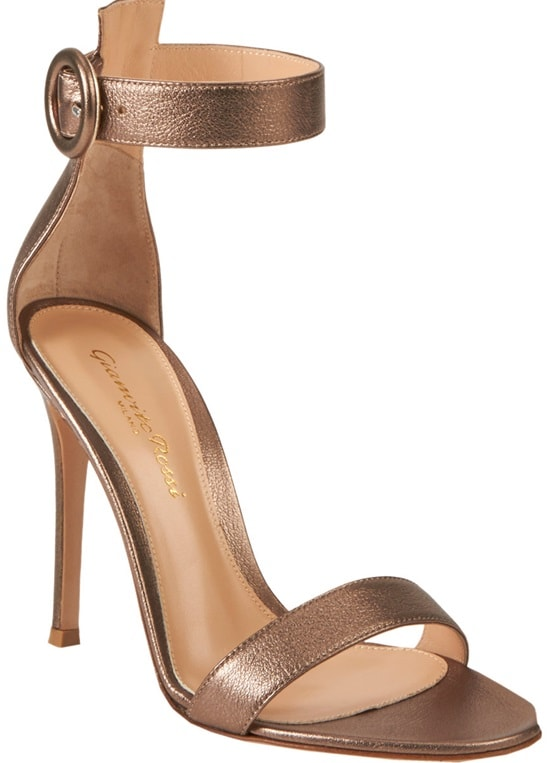 Gianvito Rossi Ankle-Strap Sandals