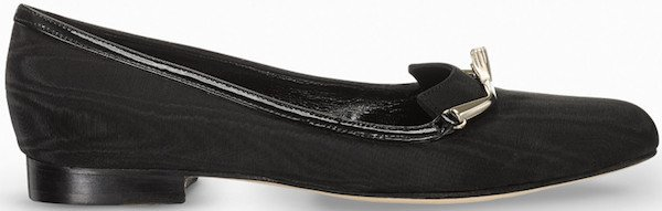 """Gio Diev """"Lili"""" Loafers in Black"""