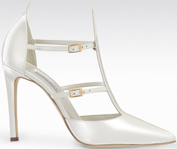 """Gio Diev """"Orly"""" High-Rise Pumps"""