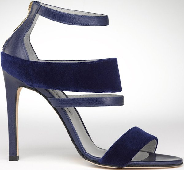 "Gio Diev ""Roanne"" Strappy Sandals"