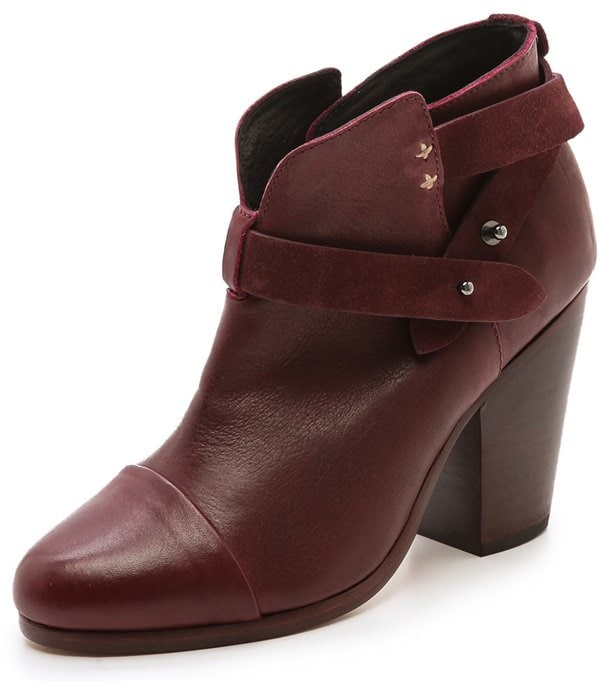 rag bone harrow boots 8