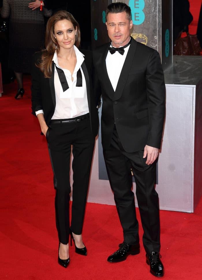 BAFTAs Red Carpet Arrivals