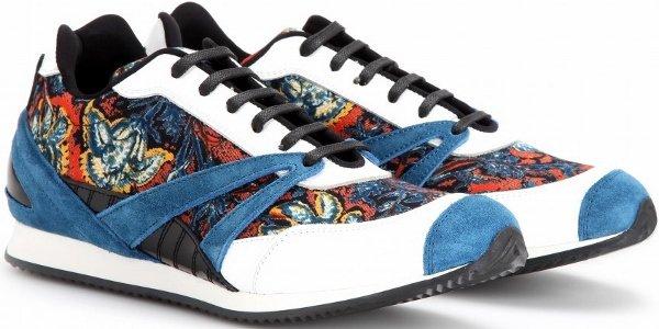 Balenciaga Printed Sneakers