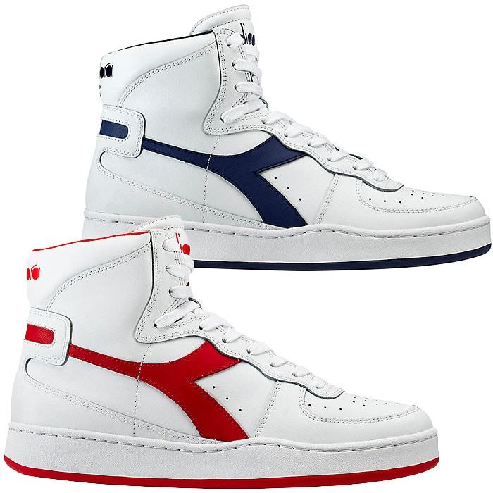 Diadora Mi Basket II Sneakers