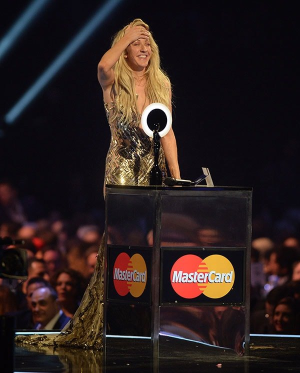 The BRIT Awards 2014 - Performances and Ceremony