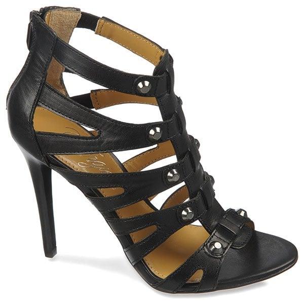 Fergie Ryan Sandals in Black