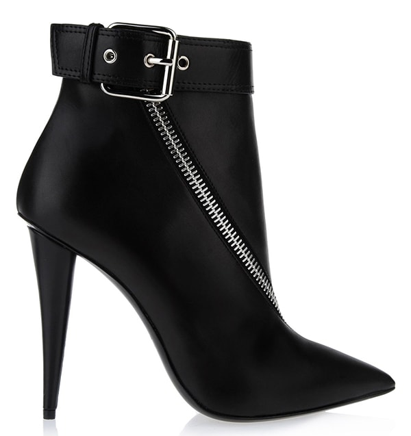 Giuseppe Zanotti Asymmetrical Zip Boots1