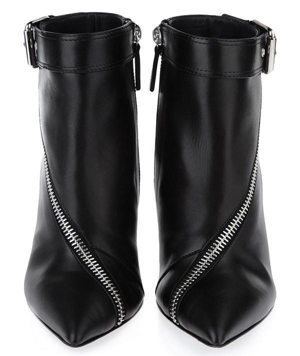 Giuseppe Zanotti Asymmetrical Zip Boots3