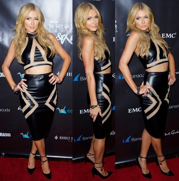 """11th annual """"Leather & Laces"""" party in NYC"""