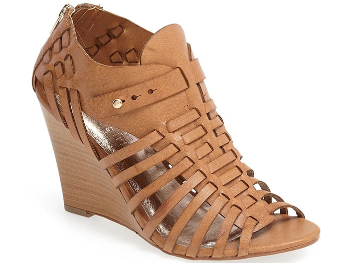 Kendall & Kylie for Madden Girl Brinn Wedge Sandals