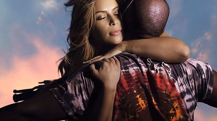 Kanye West's video for his new single 'Bound 2'