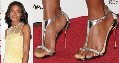 naomie harris feet