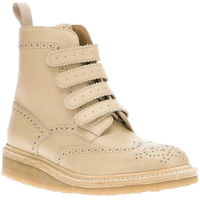 Weber Hodel Feder Brogue Boots
