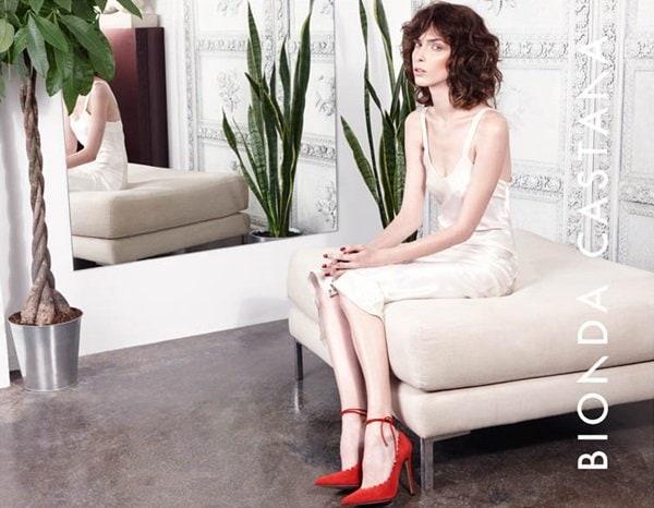 Bionda Castana Spring/Summer 2014 Ad Campaign