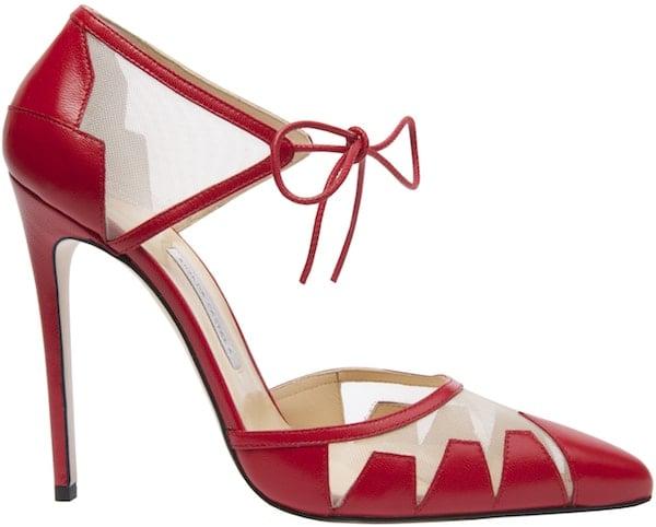 """Bionda Castana """"Lana"""" in Red"""