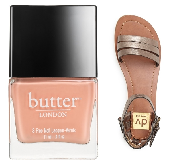 DV by Dolce Vita 'Daffodil' Sandal and Butter London Keen