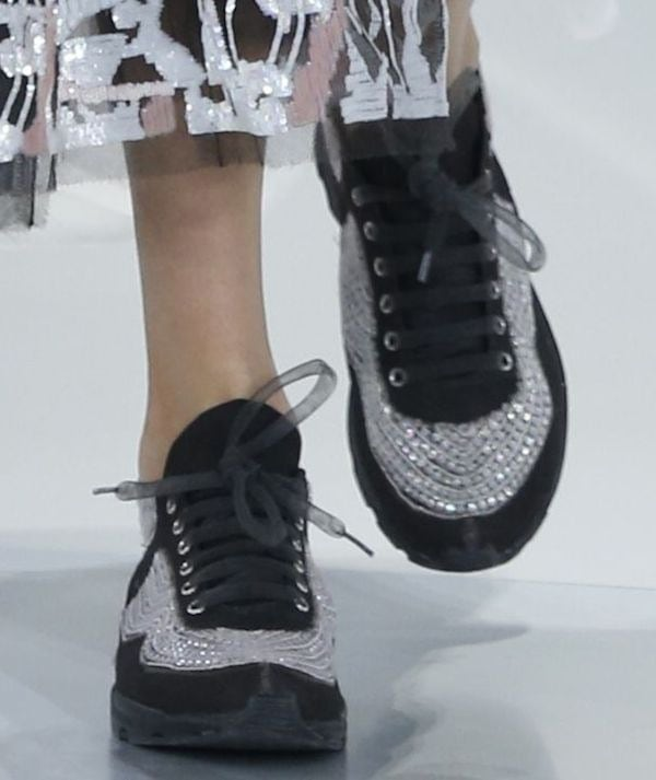 Chanel Spring/Summer 2014 Haute Couture Shoes