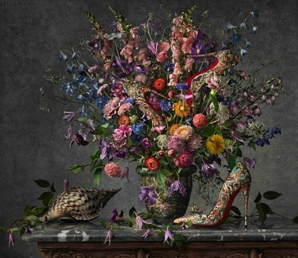 Christian Louboutin Spring/Summer 2014 Advertising Campaign