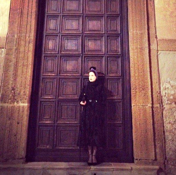 Dita Von Teese's Instagram