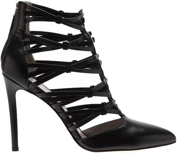 Jason Wu Strappy Pumps in Black