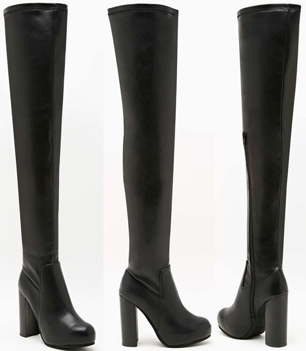 Kitsap Over-the-Knee Boots