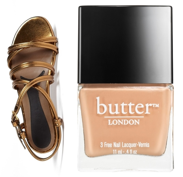 Marni Strappy Sandal - Butter London Trollop