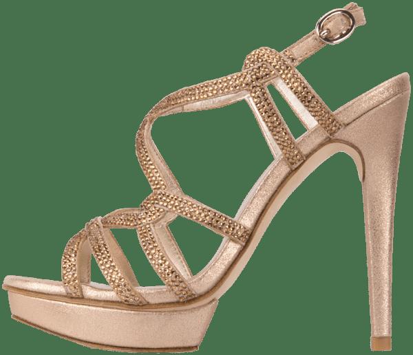 """Pelle Moda """"Flirt"""" Evening Sandals"""