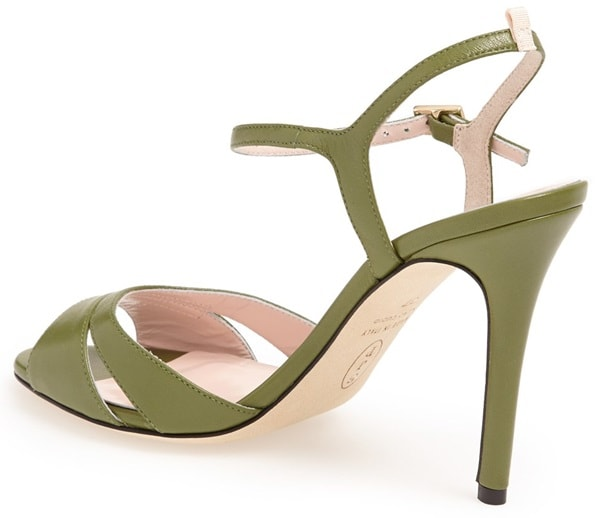 "SJP by Sarah Jessica Parker ""Anna"" Ankle-Strap Sandals"