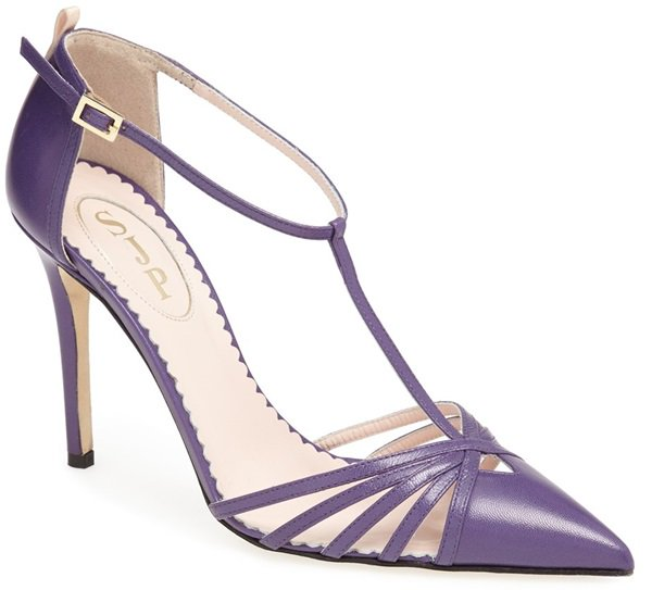 """SJP by Sarah Jessica Parker """"Carrie"""" T-Straps"""