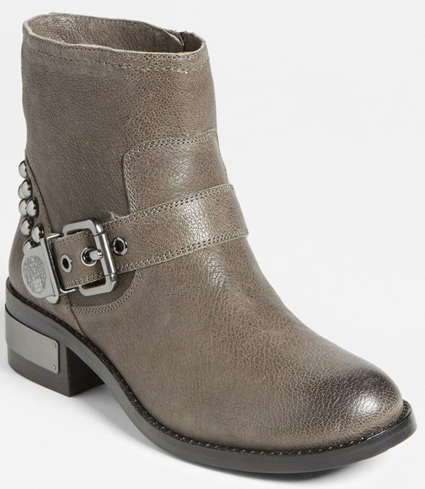 """Vince Camuto """"Windetta"""" Boots in Lead"""