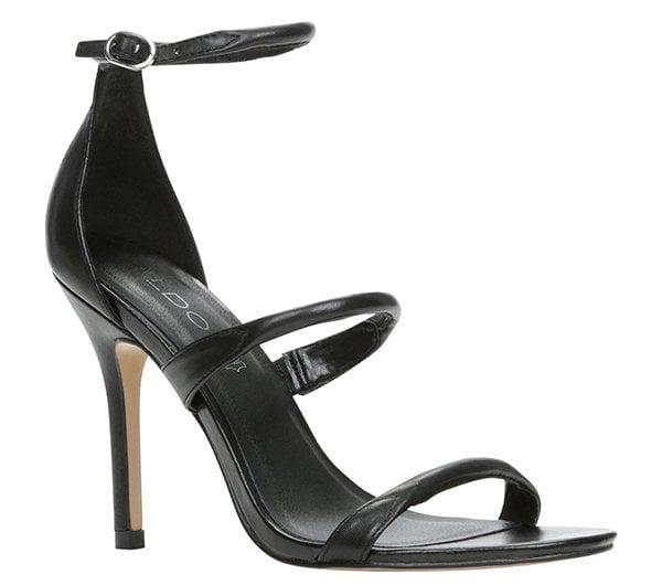 "Aldo ""Margetts"" Sandals in Black"
