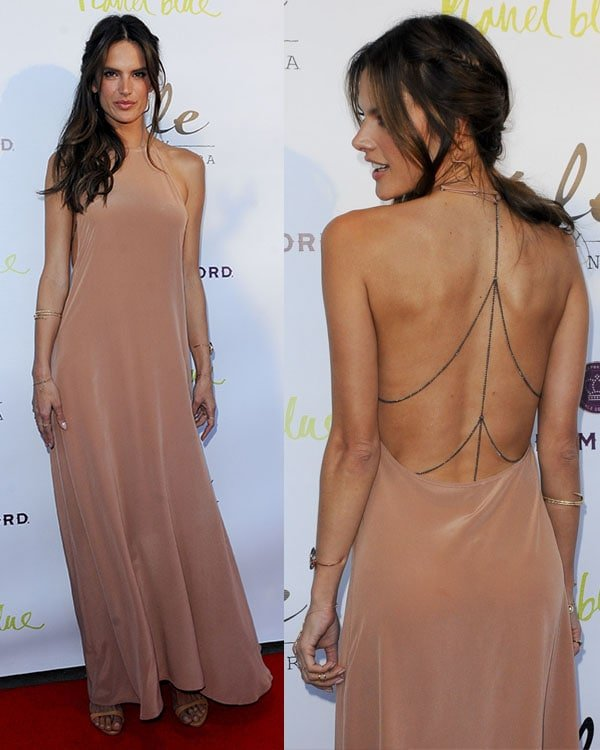 Ale by Alessandra Ambrosio Collection launch