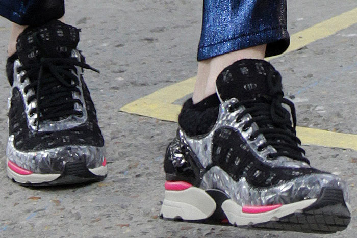 Chanel Fall 2014 sneakers 5