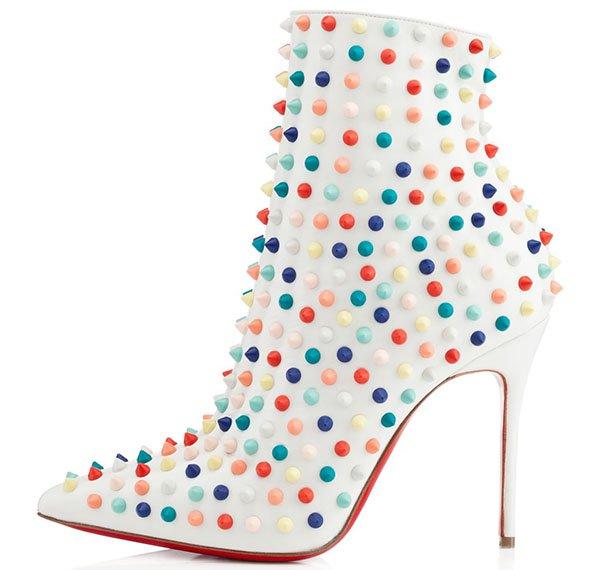 """Christian Louboutin """"Snakilta"""" Boots"""