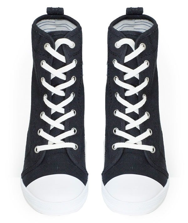 DKNY for Opening Ceremony High Heel Sneakers